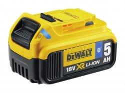 Akumulator DeWALT DCB184B XR Li-Ion 18 V 5,0 Ah z Bluetooth