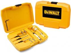System obróć i pracuj DEWALT DT7612 BITY + WIERTŁA 12 szt.