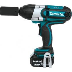 Akumulatorowy klucz udarowy Makita DTW450RTJ 18V 2x5.0Ah MAKPAC