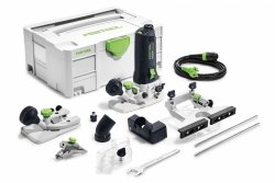 Frezarka do krawędzi Festool MFK 700 EQ-Set 574364
