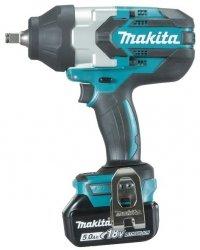 Akumulatorowy klucz udarowy Makita DTW1002RMJ 18V 2x4.0Ah MAKPAC
