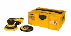 Elektryczna szlifierka mimośrodowa MIRKA DEROS 5650CV 150mm SKOK 5mm + Walizka i dyski