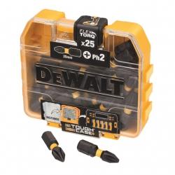 Zestaw bitów udarowych DeWalt DT70555T EXTREME  - 25 sztuk
