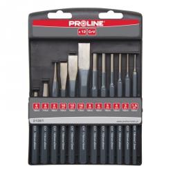 Zestaw wybijaków przecinaków i punktaków Proline 31361