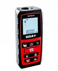 Dalmierz laserowy SOLA Vector 80