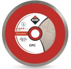 Rubi CPC 350 PRO (30961), Tarcza diamentowa do gresu porcelanowego
