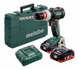 Wkrętarka Metabo BS 18 LT BL Q (602334800) 2x4.0Ah LiHD