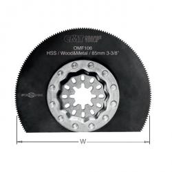 Brzeszczot oscylacyjny 85 mm CMT STARLOCK OMF106-X1
