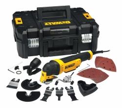Wielofunkcyjne narzędzie oscylacyjne Multi-Tool DeWALT DWE315KT 300W