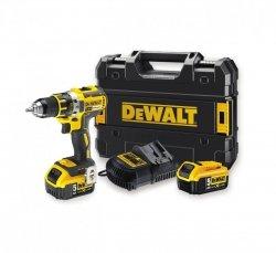 Kompaktowa wiertarko-wkrętarka DeWALT DCD732P2 14,4 V