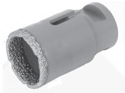 Wiertło diamentowe otwornica RUBI EASY DRYGRES na sucho Ø 43mm 06924