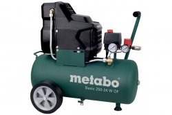 Kompresor sprężarka tłokowa Metabo Basic 250-24 W OF (601532000)