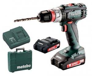 Wkrętarka akumulatorowa Metabo BS 18 L Quick 602320500
