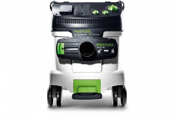 Odkurzacz mobilny Festool CLEANTEC CTL 36 E AC HD 575292