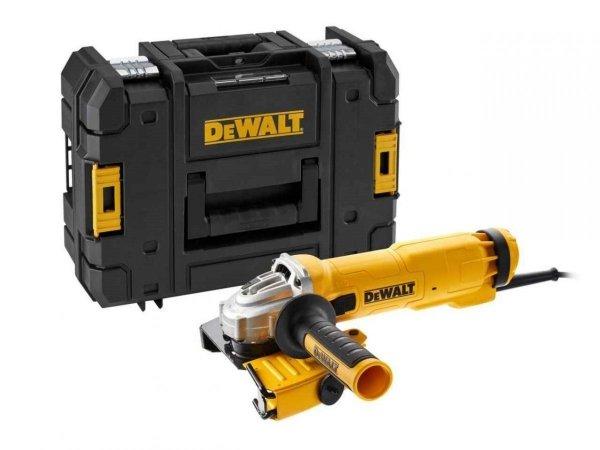 Zestaw do rowkowania DeWALT DWE46105 ze szlifierką kątową 125 mm 1400 W