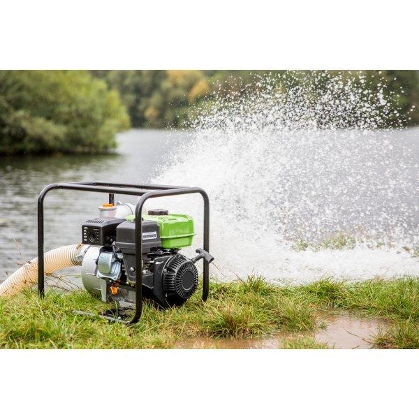 Pompa spalinowa do wody czystej Cleancraft FWP 80