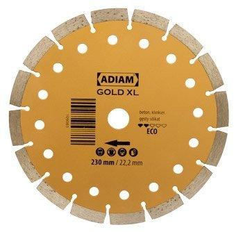 Tarcza diamentowa do betonu Adiam Gold XL 350mm 109085