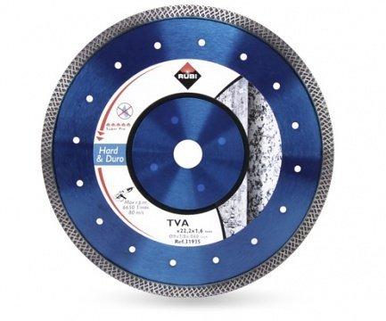 Rubi TVA 115 SUPERPRO (31932), Tarcza diamentowa do materiałów twardych