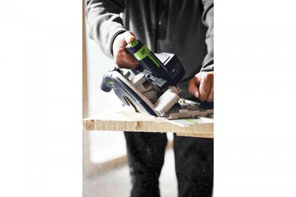 Akumulatorowa ręczna pilarka tarczowa Festool HKC 55 Li 5,2 EBI-Plus-SCA 575675