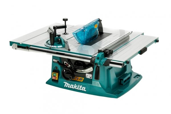 Pilarka stołowa Makita  MLT100 1500W + Stoł WST03