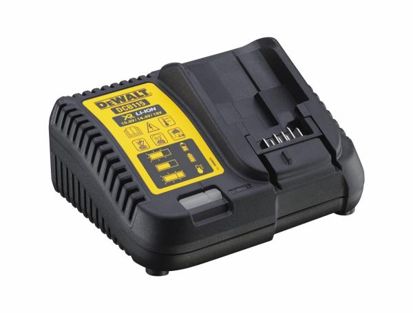 Zestaw Combo Dewalt DCK266P2 18V 2x 5.0 Ah Li-Ion XR DCD796 + DCF887