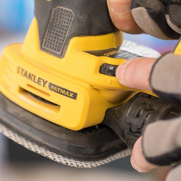 Szlifierka oscylacyjna Stanley FMCW210B 18V
