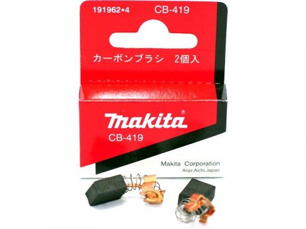 Szczotki węglowe Makita CB-419