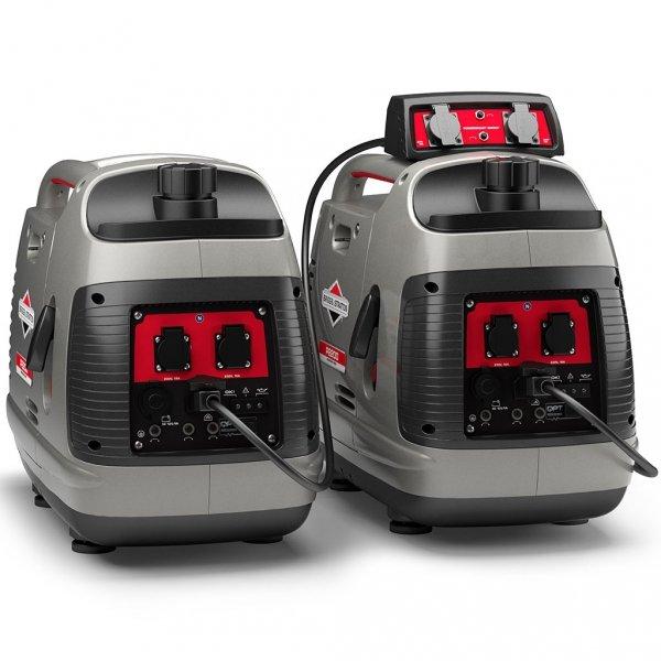 Generator inwerterowy Briggs & Stratton P2200 PowerSmart Series 030698