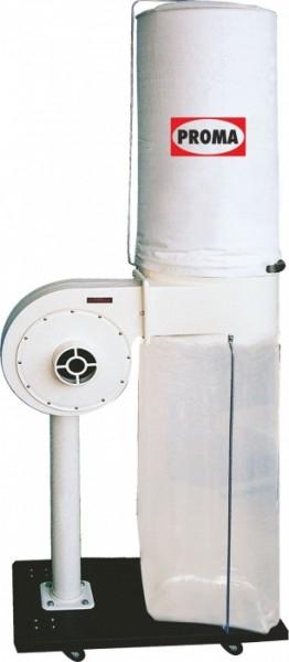 Pochłaniacz zanieczyszczeń odciąg Proma OP-750 750W  230V