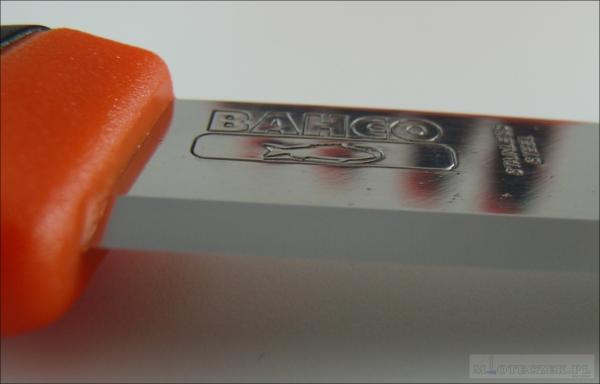 Nóż BAHCO Finka uniwersalny z kaburą 2444
