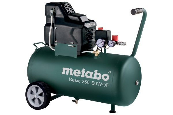 Kompresor sprężarka tłokowa Metabo Basic 250-50 W OF (601535000)