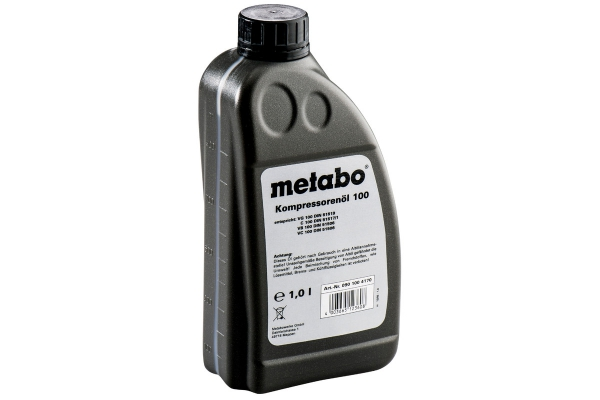 Olej do sprężarek tłokowych Metabo 1l (0901004170)
