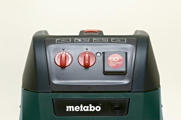Szlifierka przegubowa Metabo 500 W LSV 5-225 Comfort + Odkurzacz ASR 35 L ACP
