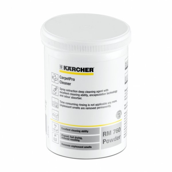 Proszek czyszczący Karcher CARPET POWDER RM 760 800 g