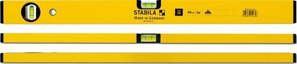 Poziomnica STABILA TYP 70 - 60cm SA02284