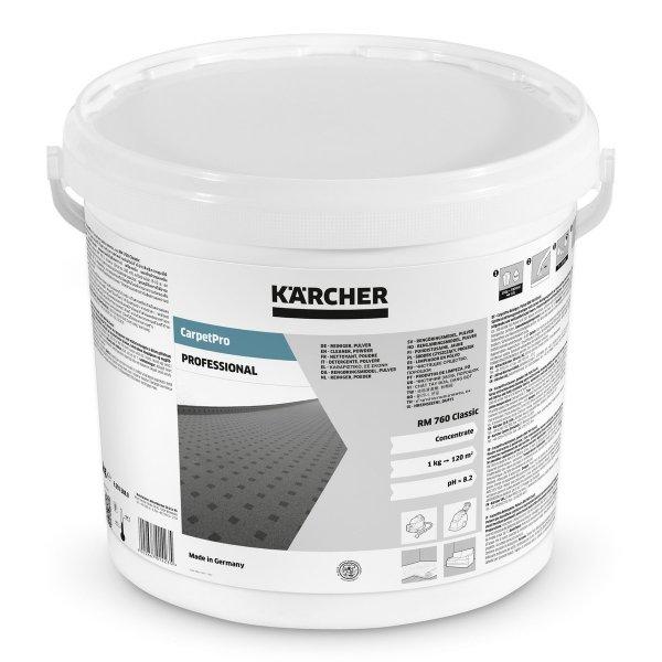 Karcher RM 760 Proszek do prania wykładzin, 10kg puzzi