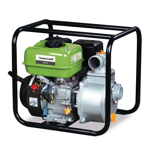 Pompa spalinowa do wody czystej Cleancraft FWP 50 566l