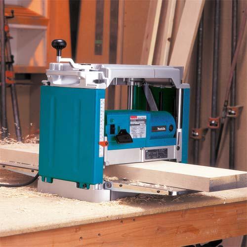 Grubościówka Makita 2012NBX 1650W + Podstawa
