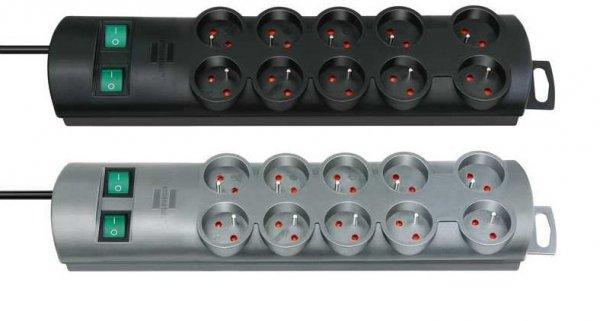 Listwa zasilająca przedłużacz Brennenstuhl H05VV-F 3G1,5 (1153304120) 2m