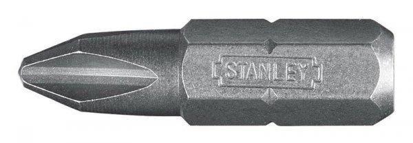 "Końcówka bit phillips Stanley 1/4"" 2x25mm 0-68-946"