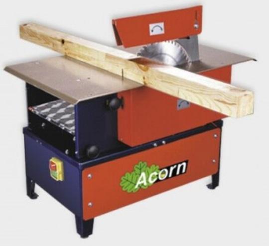Obrabiarka do drewna 4 w 1 ACORN W4/94-02 4,0kW