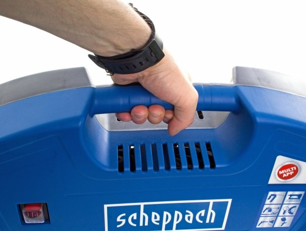 Kompresor bezolejowy Scheppach AIR-FORCE 8 bar