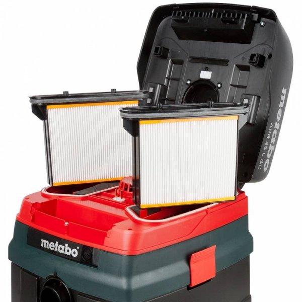 Odkurzacz przemysłowy Metabo ASR 25 L SC  602024000