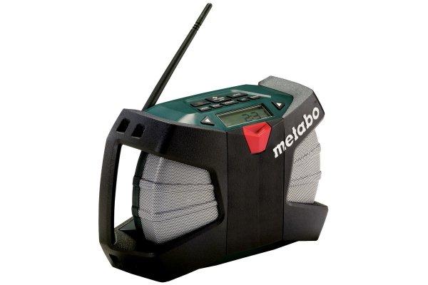 Akumulatorowe radio budowlane Metabo PowerMaxx RC 10,8V