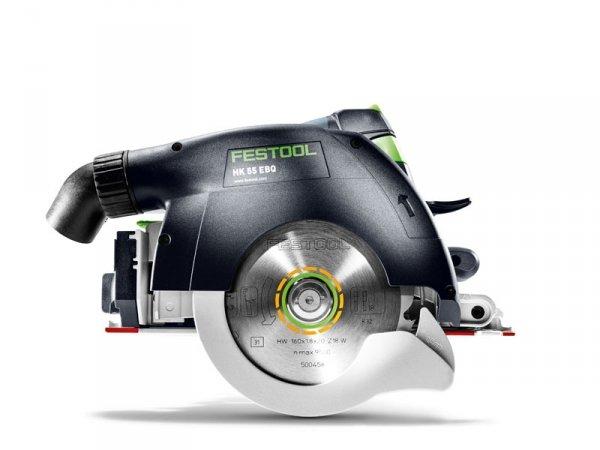 Ręczna pilarka tarczowa Festool HK 55 EBQ-Plus-FS 574673