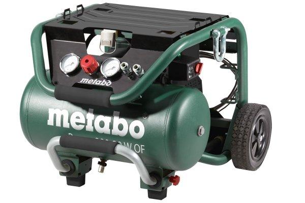 Kompresor sprężarka tłokowa bezolejowa Metabo Power 280-20 W OF