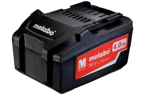Akumulator Metabo Li-Ion 18V 4,0Ah 625591000