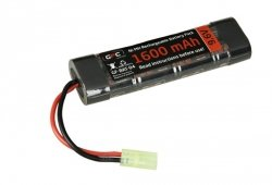 Akumulator NiMH 9,6V 1600mAh