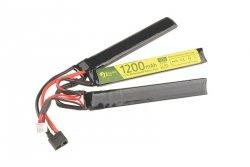 Akumulator LiPo 11,1V 1200mAh 3-modułowy 25/50C T-connect (DEANS)