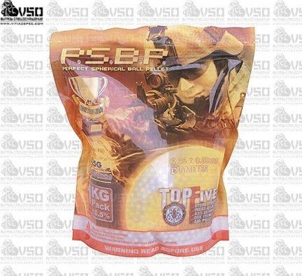 Kulki G&G 0,25g 1kg pack BB
